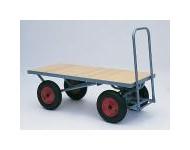 4 Wheel Flat Bed Trolley